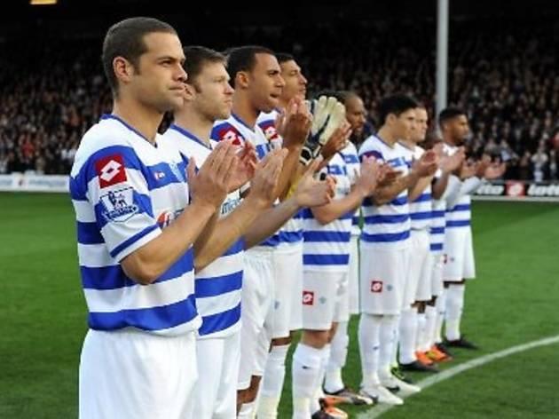 Queens Park Rangers Asia Tour 2012