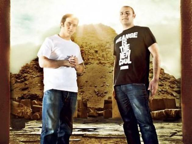 GLOBAL presents Aly & Fila