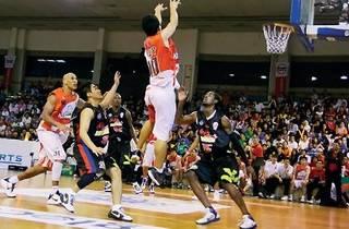 US Pro Basketball Alumni Tour Malaysia 2012