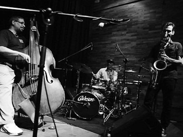Organ Trio at No Black Tie