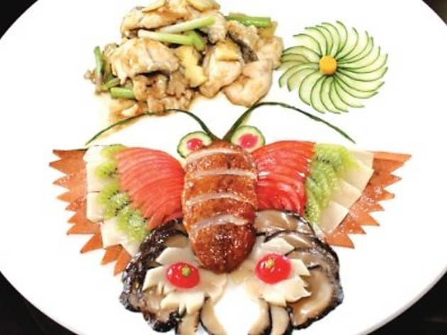 Dragon Garoupa promotion at Summer Palace