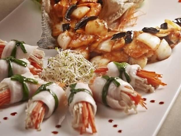 Chynna seafood ptomotion