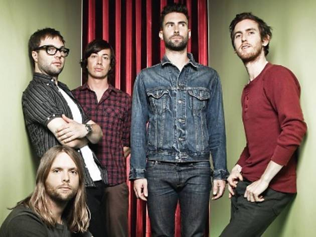 Maroon 5 'Overexposed Tour 2012'  Live in Malaysia