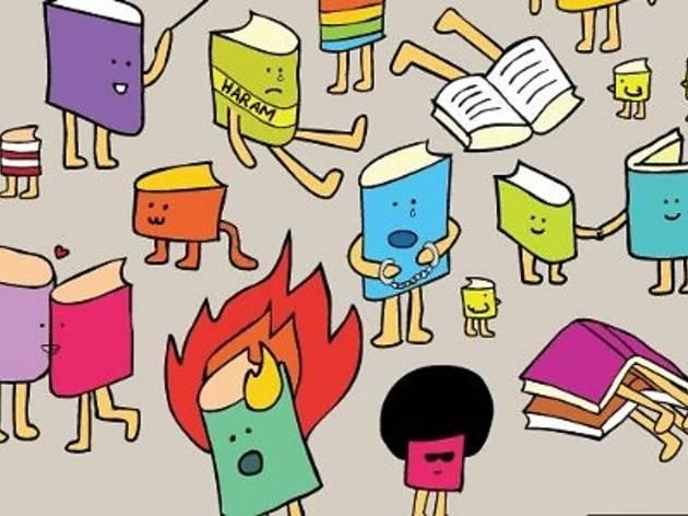 Art For Grabs 2012 + KL Alternative Bookfest