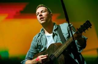 Glastonbury 2011: Coldplay