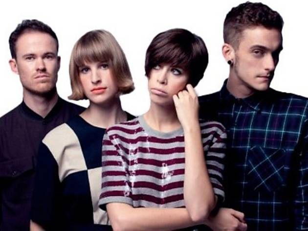 The Jezabels live in KL