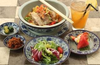 Oodles for Noodles set lunch at RP