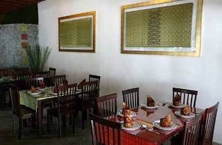Songket Restaurant lunch sets