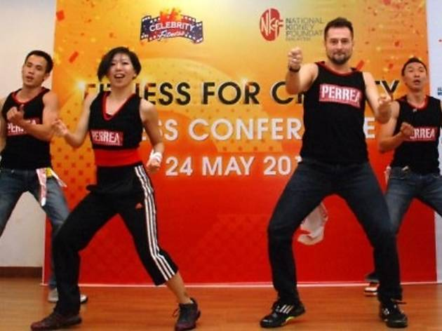 Fitness for Charity
