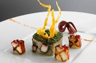 Mandarin Grill dinner by Chef Galvin Lim