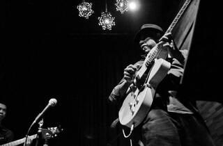 A Motown Tribute: Jose Thomas Band featuring Dasha Logan & Maria