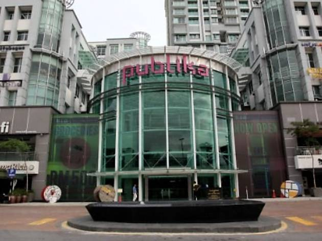 Mother's Day at Publika