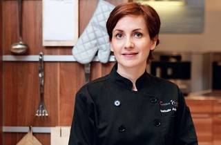Cooking classes by Nathalie: Pastry demo