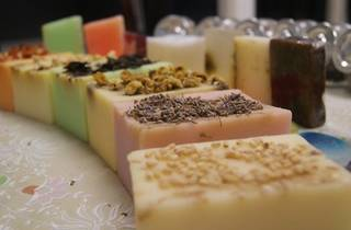 Zakka workshops: Make your own soap