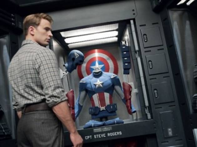 Win 'The Avengers' preview tickets