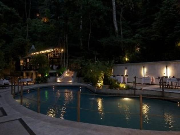 Sonkran Splash Party at Tamarind Springs