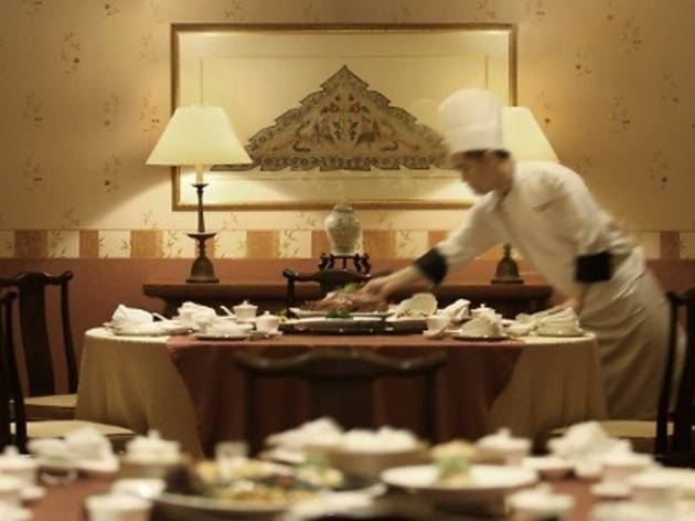 Peking duck promotion at Toh Lee