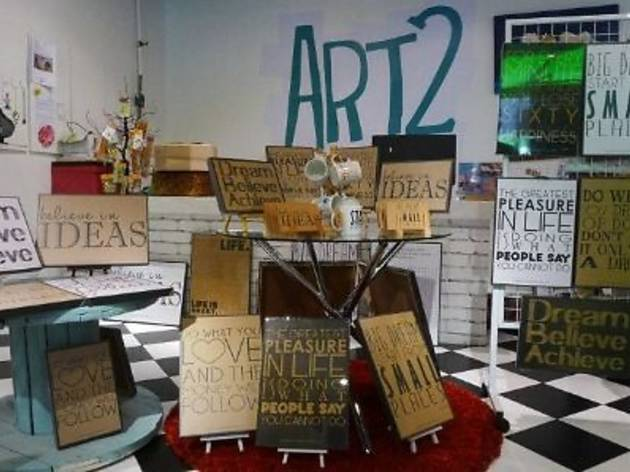 French Art Bazaar at Publika