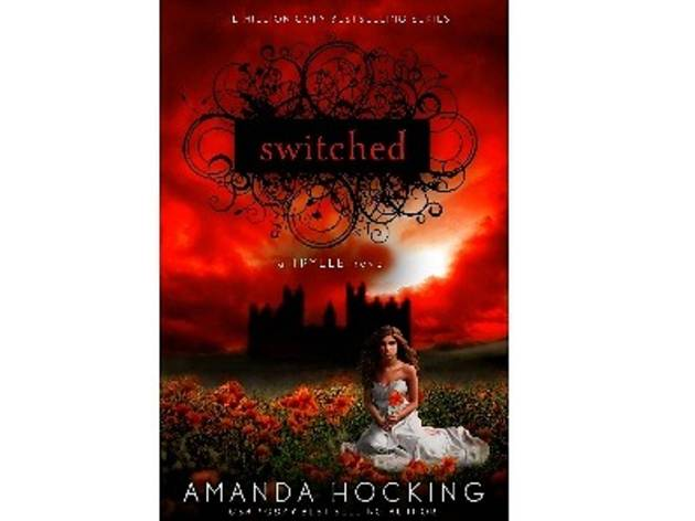 Times Bookstore Amanda Hocking Contest