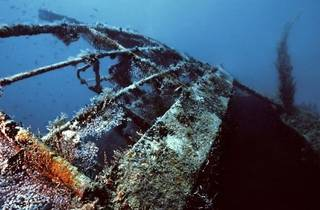 Shipwrecks Exhibition