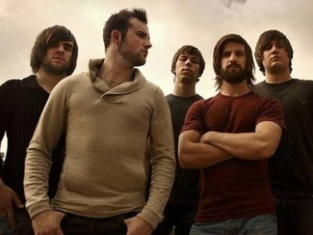 August Burns Red and Blessthefall Live in KL
