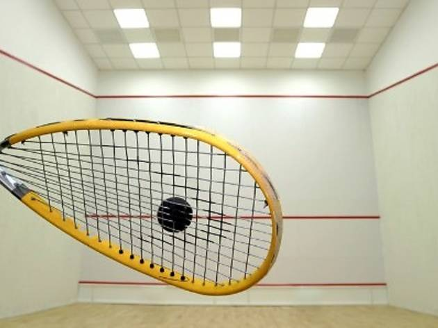 CIMB KL Open Squash Championships 2012