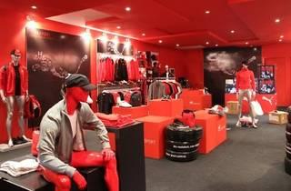 Puma Motorsport Red Cube