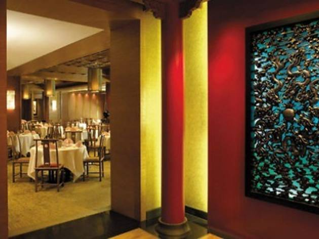 Herbal cuisine promotion at Shang Palace