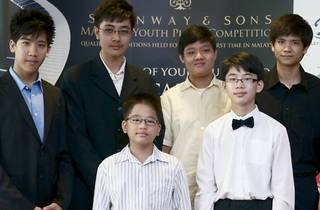 Steinway Malaysia Youth Piano Competition