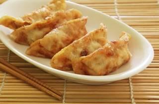 Dumpling promotion at Toh Lee