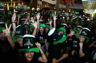 Sid's Pub St Patrick's Party