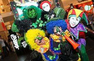 Royal Oak St Patrick�s party