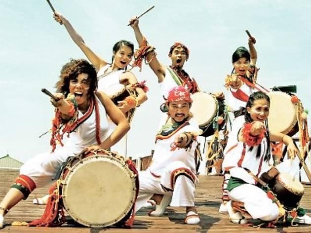 Kaleidoscope II: HANDS Drumming Festival