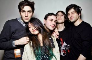 The Pains of Being Pure at Heart Live in KL