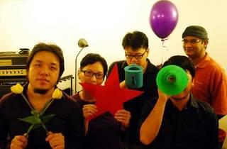 Ferns & OJ Law: Double Album Launch
