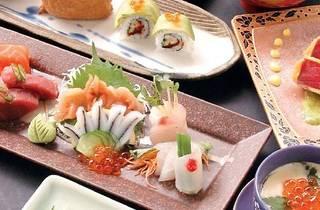 Kampachi Valentine's dinner