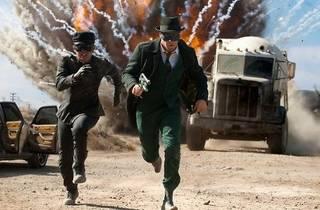 The Green Hornet on HBO