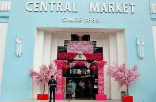 Central Market CNY celebration