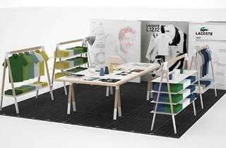 Lacoste Atelier L.12.12 Polo Pop-Up Store