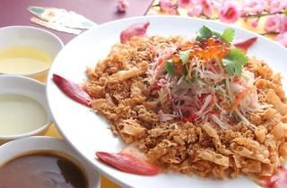 Shanghai CNY menu