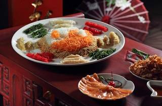 CNY reunion dinners