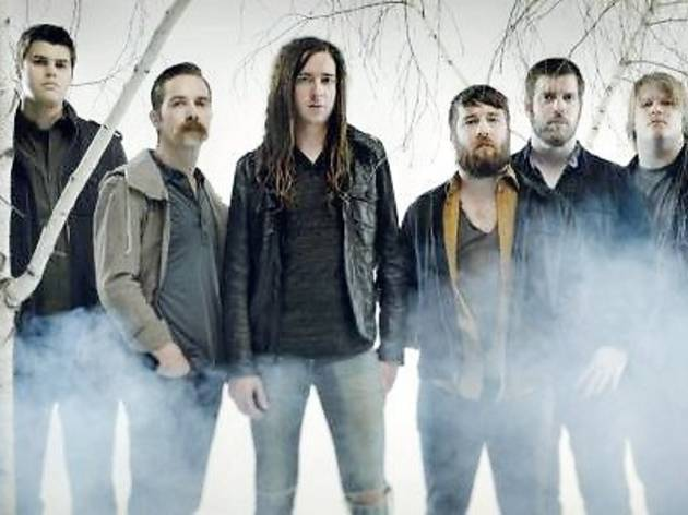 Underoath live in KL