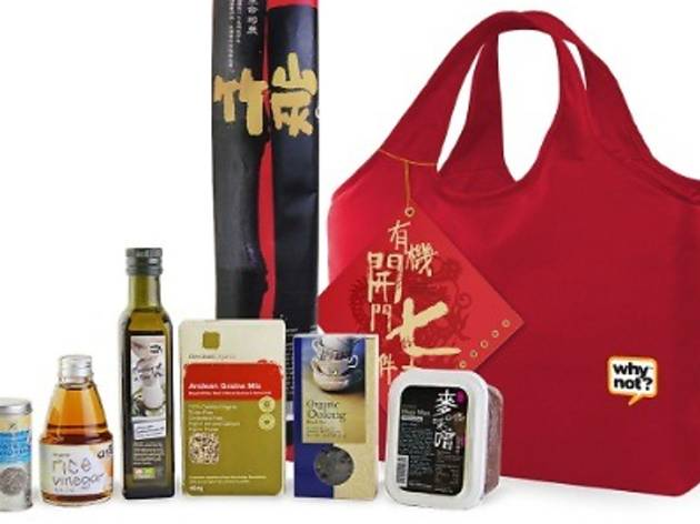 Organic CNY hamper from Why Not?