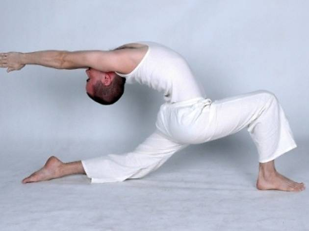 Yoga Dynamics' second anniversary party
