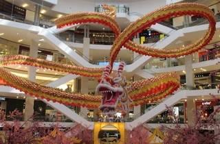 Majestic Dragon Festival at Pavilion