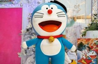 Doraemon World Fair at Pavilion
