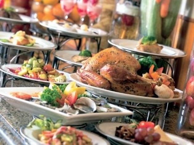 Serena Brasserie CNY buffet