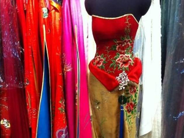 Oriental Chic Fashion Show by Kenneth Hoong