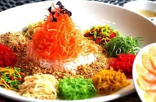 EEST Splendour Dragon CNY menu