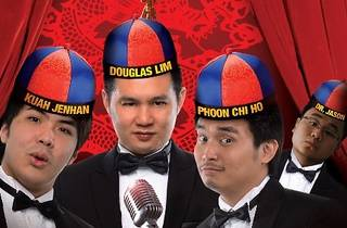 MACC Three and a Half Men CNY Edition